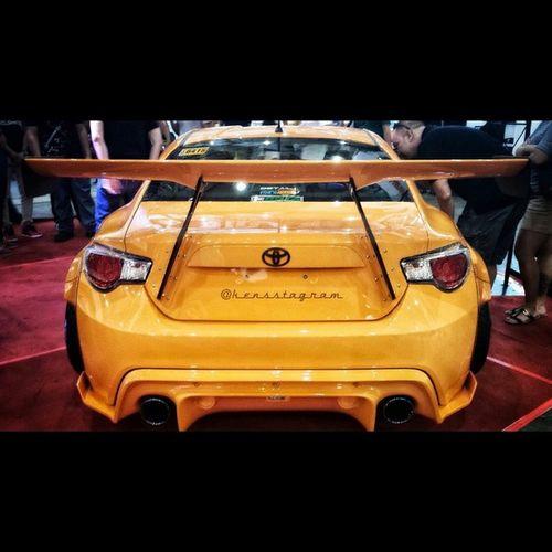Badass Toyota 86 Toyota 86 Manilainternationalautoshow MIAS  MIAS2014