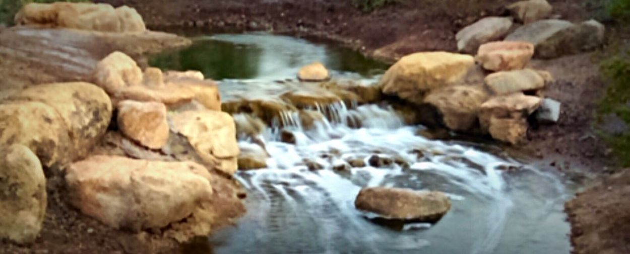 Water Stream Flowing River Beauty In Nature Rock - Object Scenics Nature Geology Focus On Foreground Non-urban Scene Tranquil Scene Flowing Water Day Rock Rock Formation Stone Physical Geography No People Purity Remote Solitude Atmospheric Mood Tourist Attraction  Atmosphere