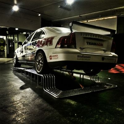 Volvo S60 Stcc Twr touringcar rana teamacr ilovenorway ilovenorway_nordland worldunion wu_norway cargram carspotting