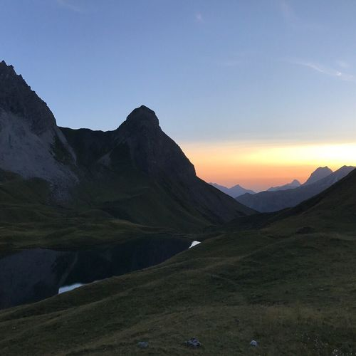Mountain Nature Beauty In Nature Alps Austria Outdoors