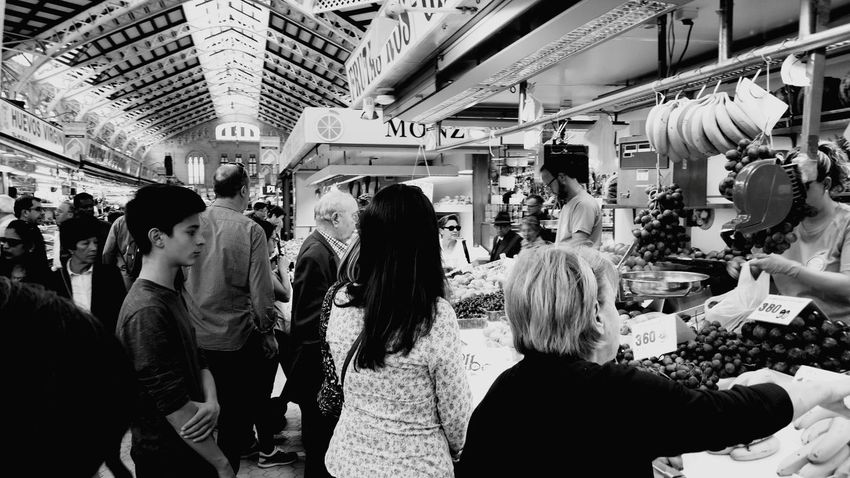 Relaxing Taking Photos Enjoying Life Popular Photos First Eyeem Photo Valencia, Spain Market Mercat Central Valencia
