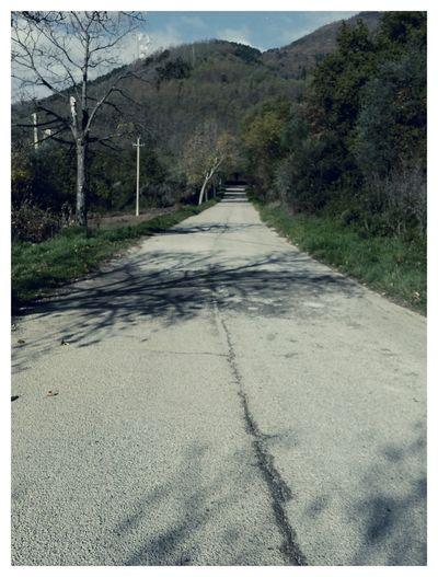 ¤ Desolate road ¤ Eyeem Popular Photos EyeEmBestPics Road Road Wiew