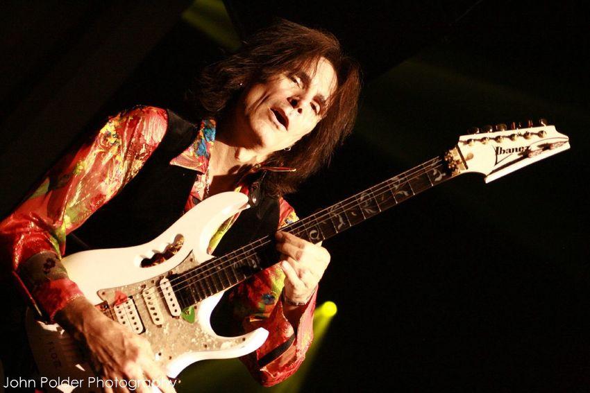 Steve Vai - The Story Of Light Tour 2013 - Antwerpen, Belgium Stevevai Ibanez Guitarist Concert