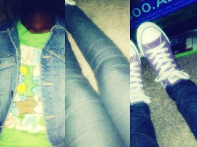 my RACHET outfit (: