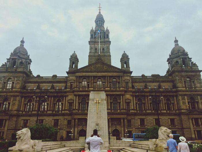 Glasgow Chambers Glasgow  GLASGOW CITY Architecture
