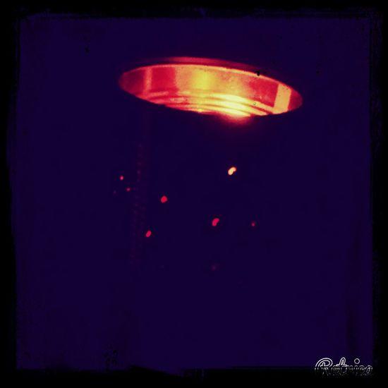 Candle place Enjoying Life