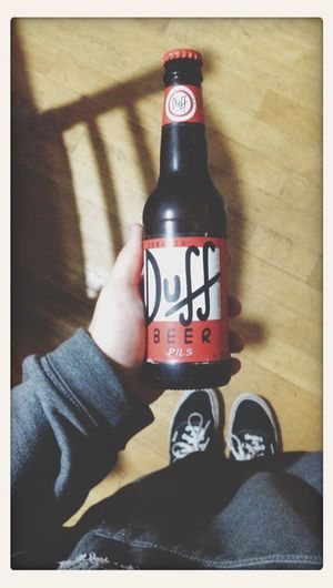 Duff Beer Beer Hello World