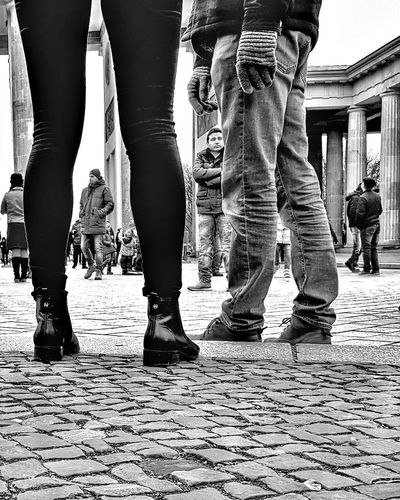 EyeEm Best Shots Eye4photography  Taking Photos Ilovephotography EyeEm Selects Berlin Photography ınstagram Streetphotography Berlin Blackandwhite Photography Iloveberlin EyeEmBestPics EyeEm Best Shots - Black + White Brandenburger Tor Vacation Time Brandenburg Gate Amateurphotography Stopthetime Travelinberlin Berliner Ansichten Galaxys8 Ichbineinberliner Adult Lifestyles People Adults Only Real People Leisure Activity Men Day Outdoors Standing Togetherness Women Large Group Of People Young Adult