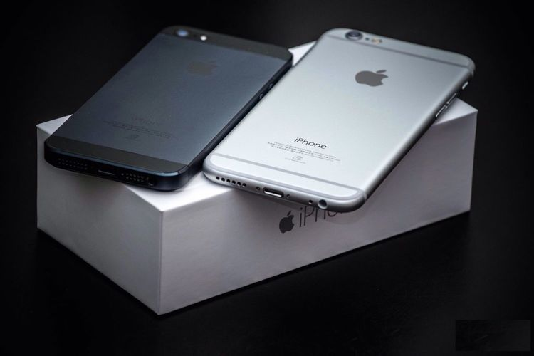 Apple® | Apple Inc. | IPhone 6 | IPhone 5 | ThinkDifferente Apple IPhone Iphone6 IPhone5 Product