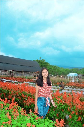 Lembang Tamanbunga Beautiful Day Beautiful Girl Indahnyaindonesia Bandungexplore