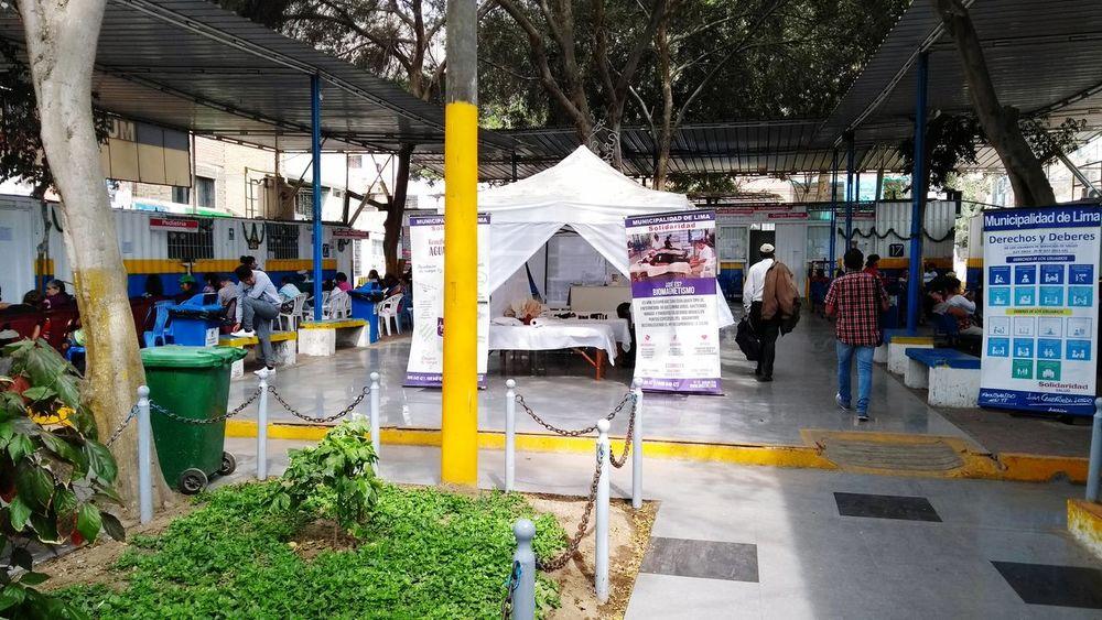 Hospital de Solidaridad - Comas Day Built Structure Architecture Outdoors City No People
