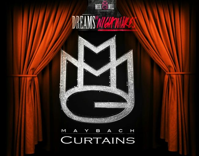 "MMG ""Mayback Curtains"" Something I Put Together"