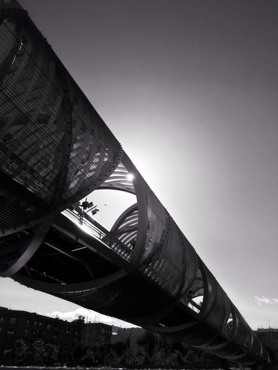 Architecture Movilgrafias # Gf_daily #igers #madrid #iphoneonly Streetphoto_bw Blackandwhite