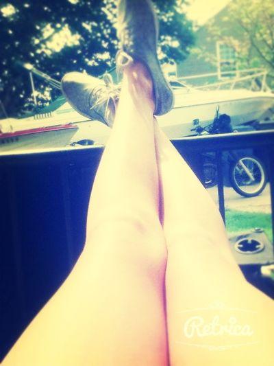 Summer! ♥ fait beau on est partie faire du bateau!!???