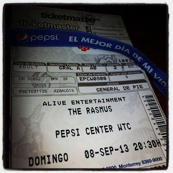Elmejordíademivida Pepsicenter Therasmus Concert