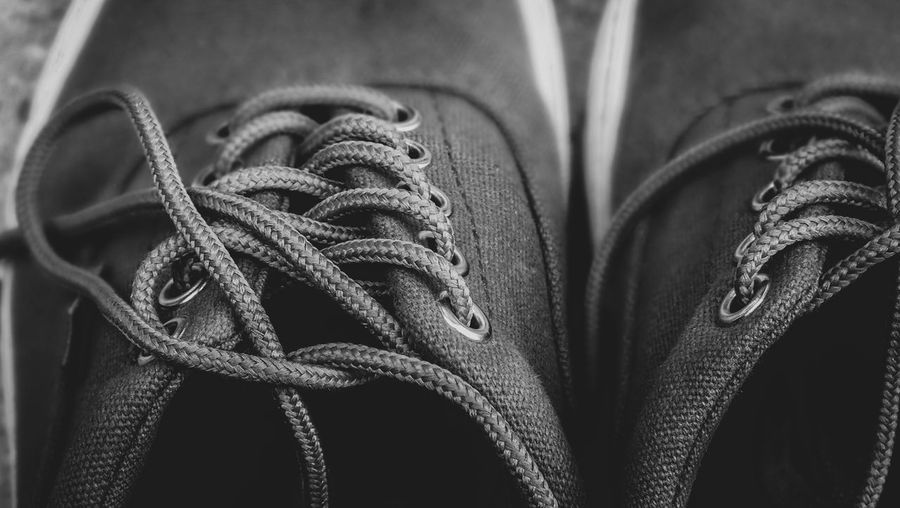 My walk Close-up Pattern Shoelace No People Indoors  Textile Selective Focus Still Life Fashion Shoe Rope Focus On Foreground Day Textured  Full Frame Detail High Angle View Brown Folded Design Floral Pattern Ynpalabiran Walking b&w street photography Beauty In Nature