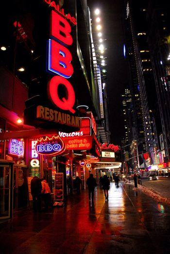 42nd Street New York City