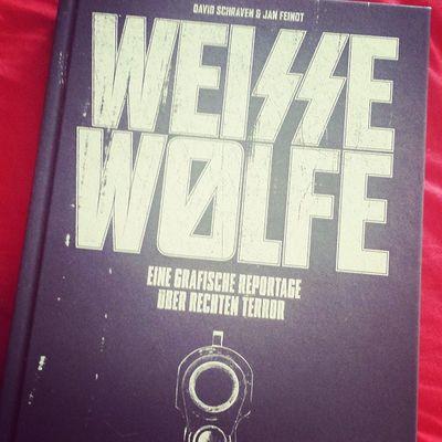 Empfehlenswerter Lesestoff. Eine Graphic Novel über rechten Terror. Nonazis Antifa