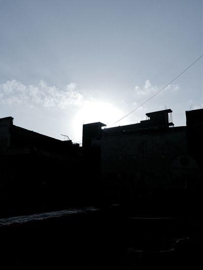 Ajit War Weapon Architecture City No People Handgun Night Outdoors Sky Riot