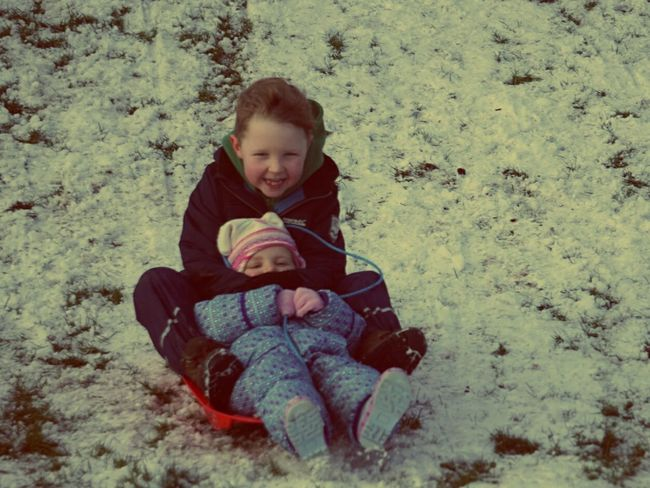 Snuggle and joy Showcase : January Its Cold Outside