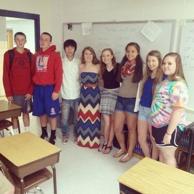 The science squad LastDay