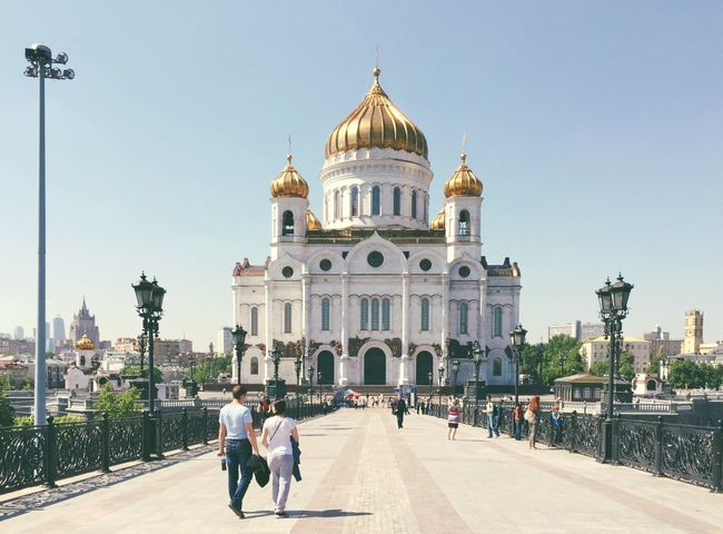 Moscow Mockba Moscow, Москва Moscow City Catedral Cathedral Dom Arquitecture Check This Out Tourism Traveling Travel Travel Photography Cathedral Of Christ The Savior Russia Landscape Eye4photography  Travelling Feel The Journey