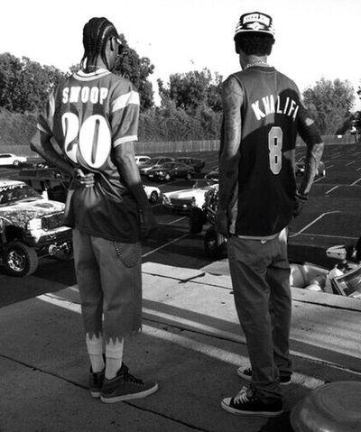 Wiz Khalifa Snoopdogg YoungWild&Free USA