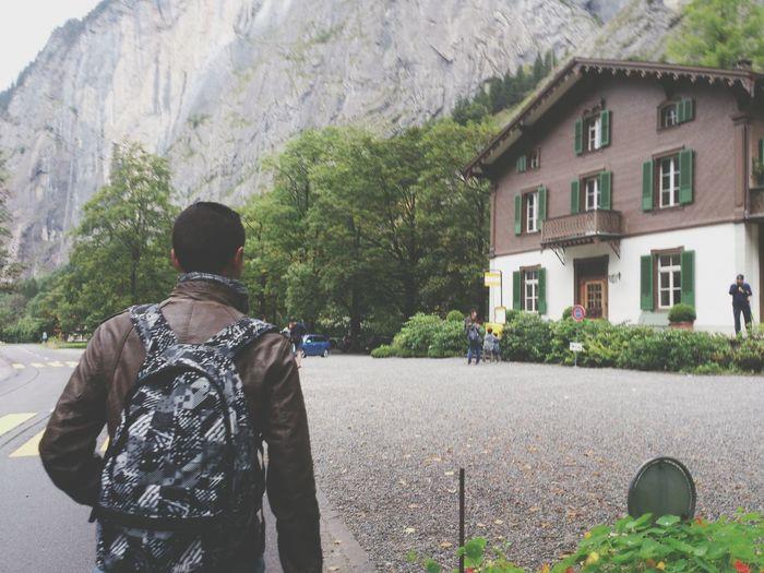 Feel The Journey Trummelbachfalle Iwatchyourback Switzerland Original Experiences The City Light