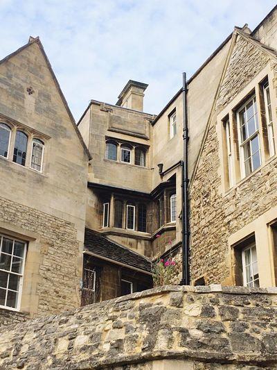 Oxford Street Photography Building Building Exterior Corner Edges Structures & Lines