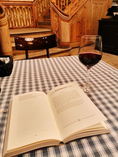 Reading A Book Red Wine European Food Tallinn Baltic Countries Baltics Estonia Culture Book Relaxing EyeEm Selects Paper Cultures Architecture Civilization Ancient Rome History Historic Building Historic