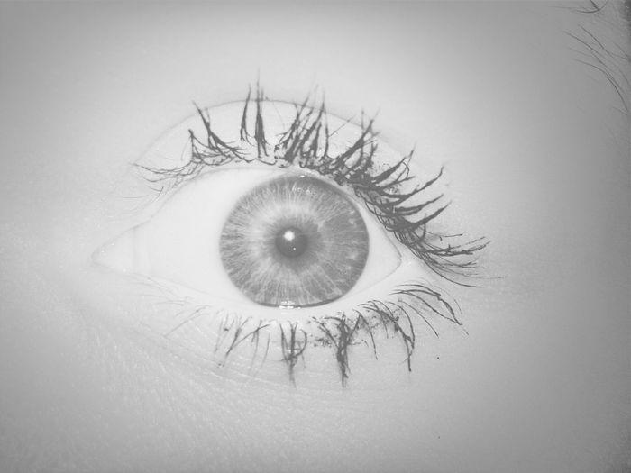 Sadness In Eyes