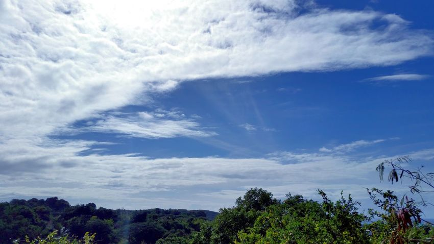 Tranquility Outdoors Clouds And Sky Cloud Formations Landscape St.Croix, US Virgin Islands