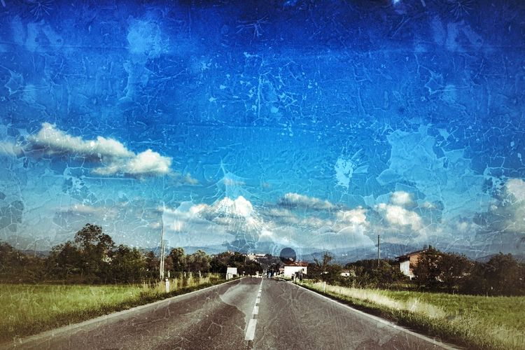 Clouds Nature Taking Photos Eye4photography  Panorama Landscape EyeEm Nature Lover On The Road Italia Green