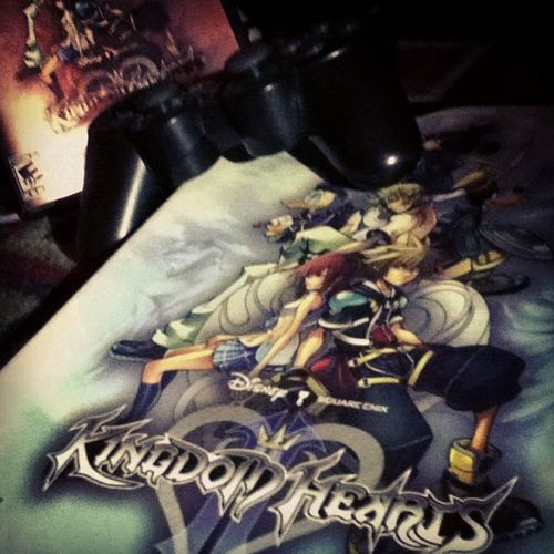since i have no life ??? Kingdomhearts Ps2 KH2