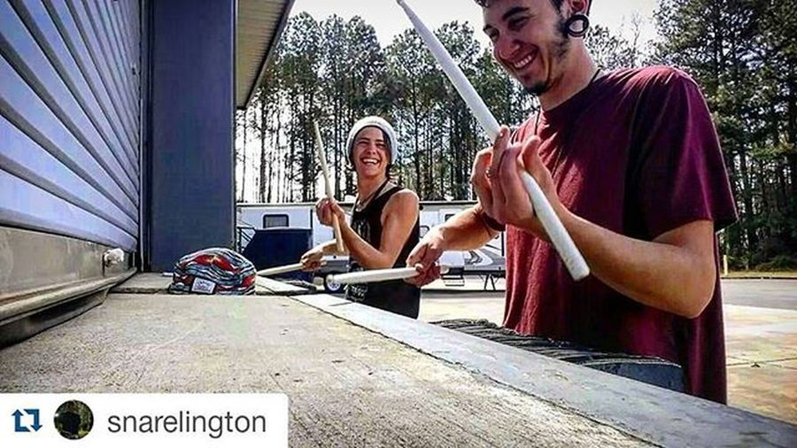 Repost @snarelington ・・・ Doesn't matter how you slice it, this picture of me and @zackwats0n is pure fun. This is what drumming is about. Fun. Yeah, the medals and the trophies are great, but that's not why we drum. We drum because we love making music. We drum because we have fun doing it. And frankly, if you aren't having fun doing this, maybe you should reevaluate your approach. Truth SpeakIt HaveFun Drumsarefun Lifeisshort Aq AQlife Atlantaquest Wgi Wgipercussion Drums Drumsinagym Indoor Indoordrumline Band Marchingband Bandlife Drumlife Drumfam Livetodrum Drumuniversity Xymox Xymoxpercussion @xymoxpercussion @vicfirth @innovativepercussion @pearl_drums @outlawdrum @drumuniversity @systemblue1 @lotriot @dut.co