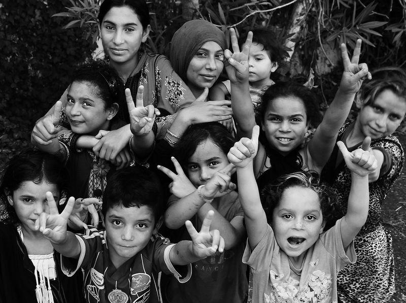 Syrian refugees - Tangier, Morocco The Portraitist - 2015 EyeEm Awards Blackandwhite Peoplephotography B&W Portrait Monochrome The Street Photographer - 2015 EyeEm Awards Bnw_friday_eyeemchallenge Eyem Best Shots - Black + White Streetphoto_bw The Week On Eyem