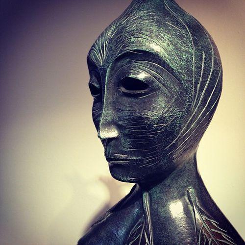 Esculturas de Leonoracarrington en CNA