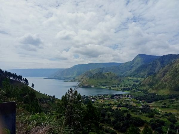 INDONESIA Sumaterautara Indonesia Photography  Island Life Island View  Toba Lake INDONESIA Photooftheday Photographer Village Village Photography Tree Landscape Lake Water No People Mountain Outdoors Cloud - Sky Nature Sky Beauty In Nature Day Shades Of Winter