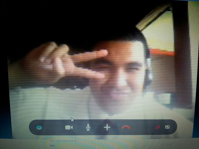 - My bro knows wsup! Glad we could chat with him. Miss & love em alot! #Flakes #DoingTheLordsWork