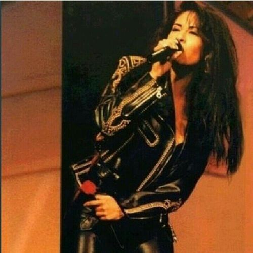 Rip Selena Its been 19 Years since you were taken from us. Your my idol and role model we all miss you. You and your music will never be forgotten<3 19 Years today. Selena<3