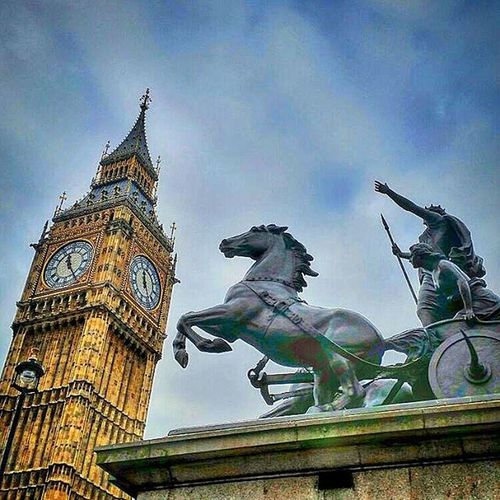 Big Ben Bigben Westminster London Westminsterbridge GB Greatbritain