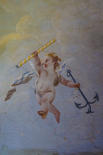 24-240mm Affresco Angel Angels Art Fine Art Fine Art Photography Fresco Gold Old Old But Awesome Putto Sony A6000