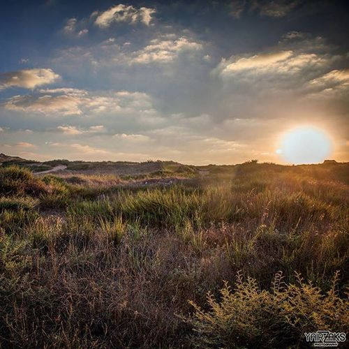 Sunset שקיעה שמש Sun Israel חוףהצוק צילומים Shooting