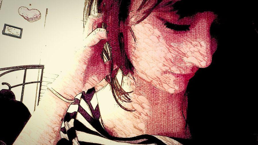Close Up (:  Me