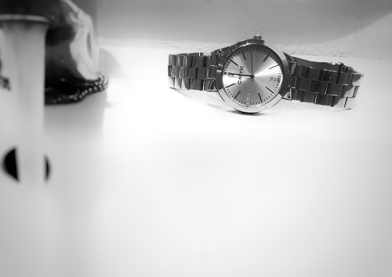 time, clock, no people, low angle view, white background, clock face, minute hand, indoors, close-up, day, hour hand