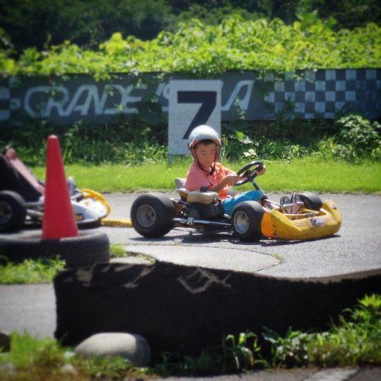 Nephew  Race 甥っ子 Motorcar