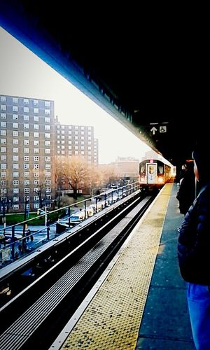 Status: On time Bronx Citylife Winter Popular Photos Architecture