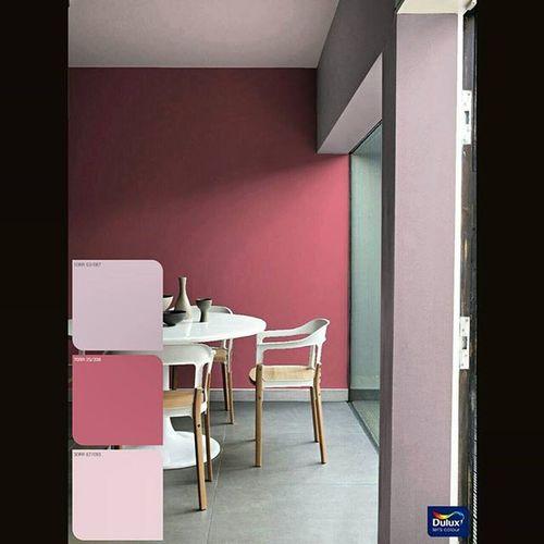 Моя вариация окраски столовой. DuluxVisualizerContest PastelTones DuluxVizualizer DinnigRoom Coloration ПастельныеТона Столовая ДюлюксВизуалайзер МягкиеЦвета