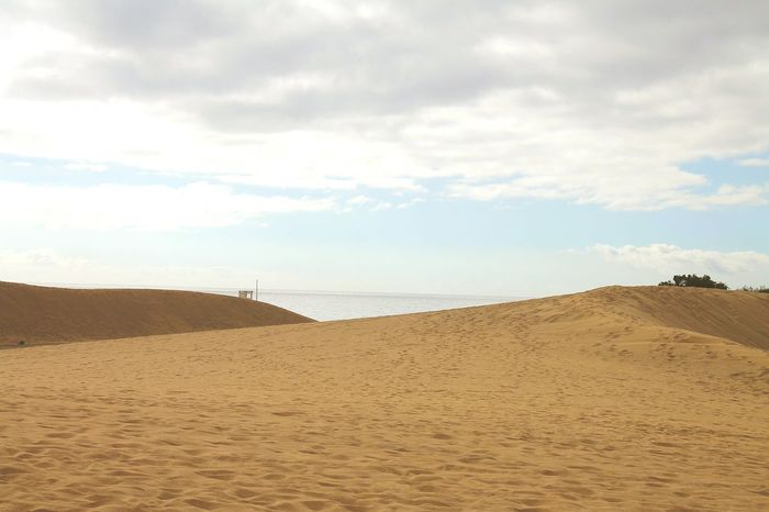 Seeing The Sights Beachphotography Sandy Lands Deserts Around The World Gran Canaria Places You Must To See My Best Photo 2015 White Wall