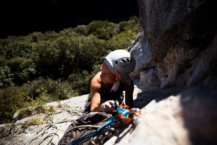Climbing A Mountain Adventure Climbing Climbing Gear Climbing Wall Leisure Activity Multipitch Multipitch Route Nature Outdoor Adventures Outdoors Rock Rock - Object RockClimbing